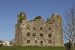 Leamanagh Castle, The Burren