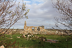 Deserted Famine Village, Connemara