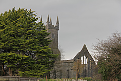 Ennis Abbey Ruine