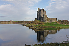 Dunguaire Castle, Kinvara, The Burren