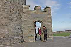 O'Briens Tower, Cliffs of Moher, The Burren