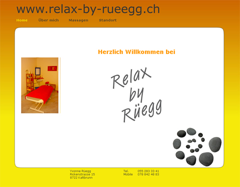 Relax by Rüegg